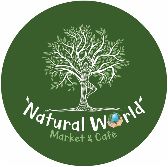 Natural World Market Cafe Logo